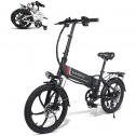 Recensione bicicletta elettrica Samebike 20LVXD30