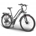 Recensione bicicletta elettrica Eskute Wayfarer