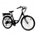 Recensione bicicletta elettrica Momo Design Venezia