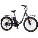 Recensione i-Bike City Easy bicicletta elettrica