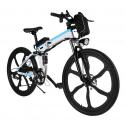 """Recensione bicicletta elettrica Ancheer 26"""" mountain bike"""