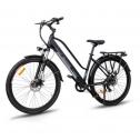 Recensione Macwheel Cruiser 550 bicicletta elettrica