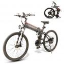 Recensione bicicletta elettrica Samebike LO26 Spoke