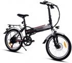 Recensione e-bike Speedrid 20